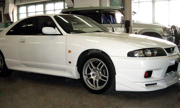 Nissan Skyline GT-R V.Spec