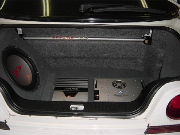 Nissan Skyline GTR V-Spec